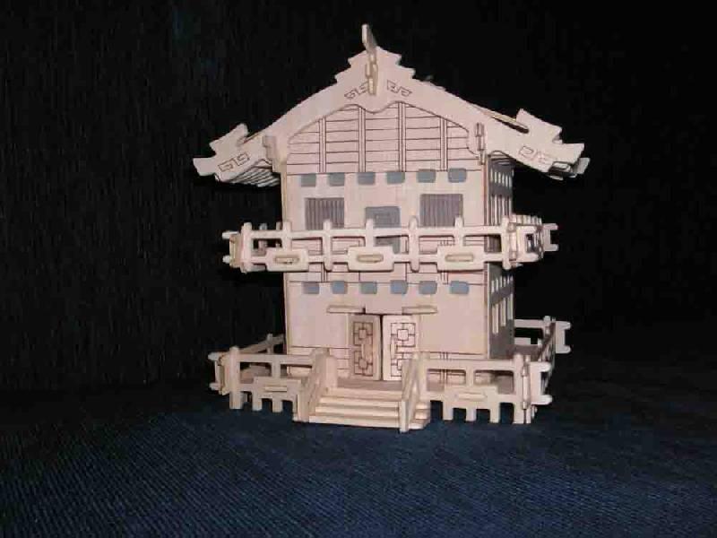 Иллюстрация 1 из 9 для Чайный домик императора | Лабиринт - игрушки. Источник: Оралова  Юлия Анатольевна