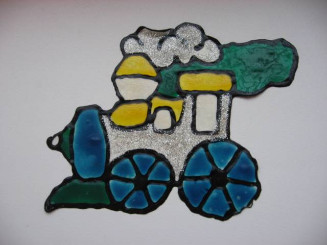 Иллюстрация 1 из 33 для Краски по стеклу 6 цветов Витраж (12С 835-08) | Лабиринт - игрушки. Источник: Юта