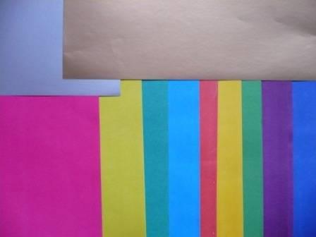 Иллюстрация 1 из 2 для Цветная бумага 11 цветов. 20 листов А4 Волшебная (Н3080/20) | Лабиринт - канцтовы. Источник: Е.  Анна В.