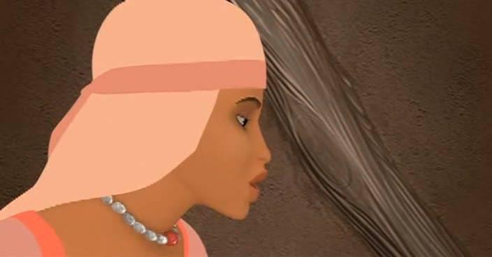 Иллюстрация 1 из 33 для Азур и Азмар (DVD) - Мишель Осело | Лабиринт - видео. Источник: Флинкс