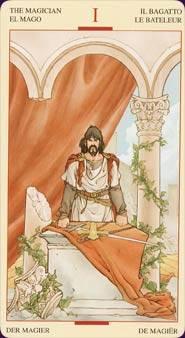 Иллюстрация 1 из 32 для Таро Святого Грааля (руководство + карты) - Лоренцо Тези | Лабиринт - книги. Источник: -=  Елена =-