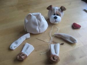 Иллюстрация 1 из 5 для Собачка 457027   Лабиринт - игрушки. Источник: Болдырева  Мария -