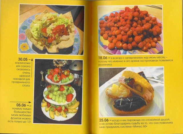 Кремлевская диета / Меню на неделю блог ПИРОГ
