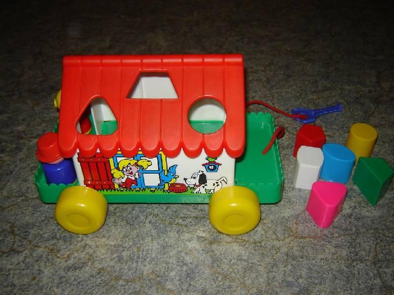 Иллюстрация 1 из 8 для Игровой дом (6202) | Лабиринт - игрушки. Источник: Окса