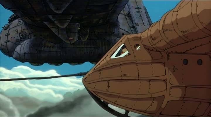 Иллюстрация 1 из 24 для Навсикая из Долины Ветров (DVD) - Хаяо Миядзаки | Лабиринт - видео. Источник: Флинкс