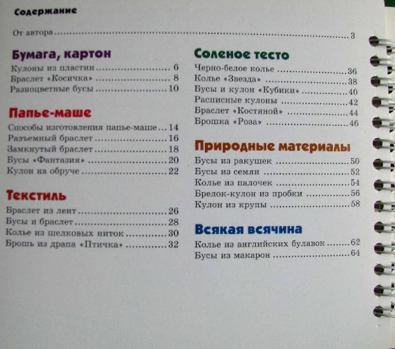 Иллюстрация 1 из 13 для Украшения для девочек (пружина) - Екатерина Румянцева | Лабиринт - книги. Источник: Guli2008