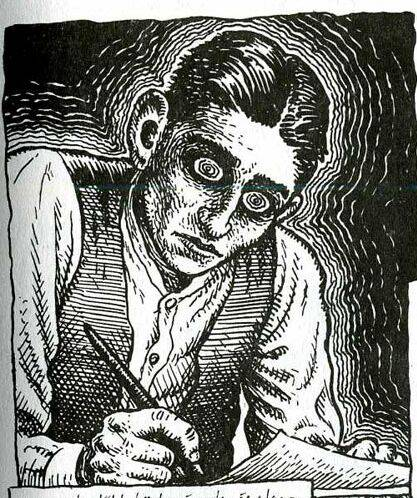 an analysis of the theme of guilt in franz kafkas novel the trial