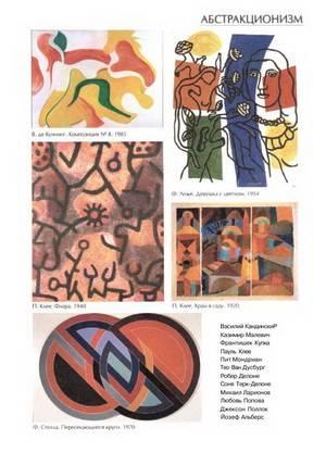Иллюстрация 1 из 48 для Мировое искусство: Направления и течения от импрессионизма до наших дней - Иван Мосин | Лабиринт - книги. Источник: Nadezhda_S