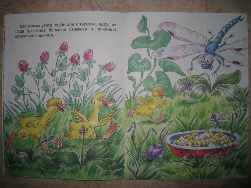 Иллюстрация 13 из 18 для Храбрый утенок - Борис Житков | Лабиринт - книги. Источник: Алевита