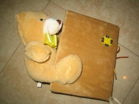 Иллюстрация 1 из 2 для Альбом Fluffy-100WP 100фото с мишкой (48) | Лабиринт - сувениры. Источник: Марита