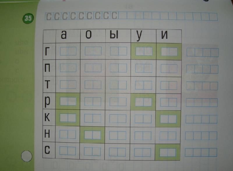 Класс тетрадь печати гдз для 1