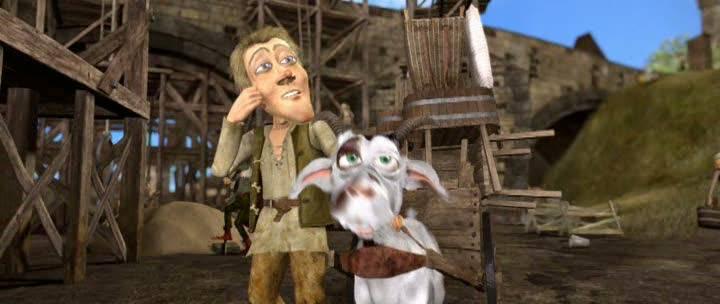 Иллюстрация 1 из 10 для Веселая коза. Легенды старой Праги (DVD) - Ян Томанек | Лабиринт - видео. Источник: Флинкс
