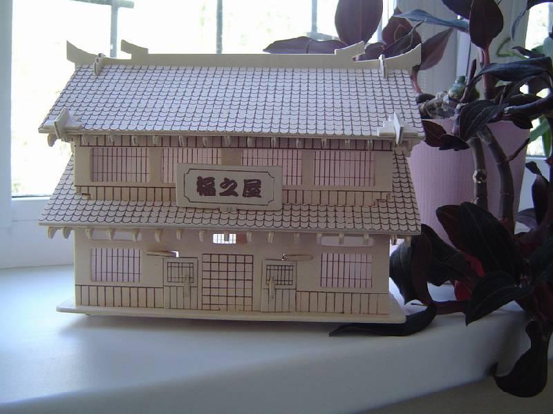 Иллюстрация 1 из 3 для Чайный домик | Лабиринт - игрушки. Источник: mysya