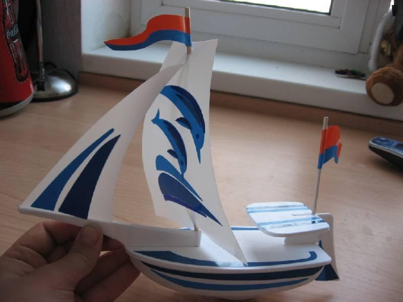 Иллюстрация 1 из 15 для Яхта (Кр002) | Лабиринт - игрушки. Источник: Юта