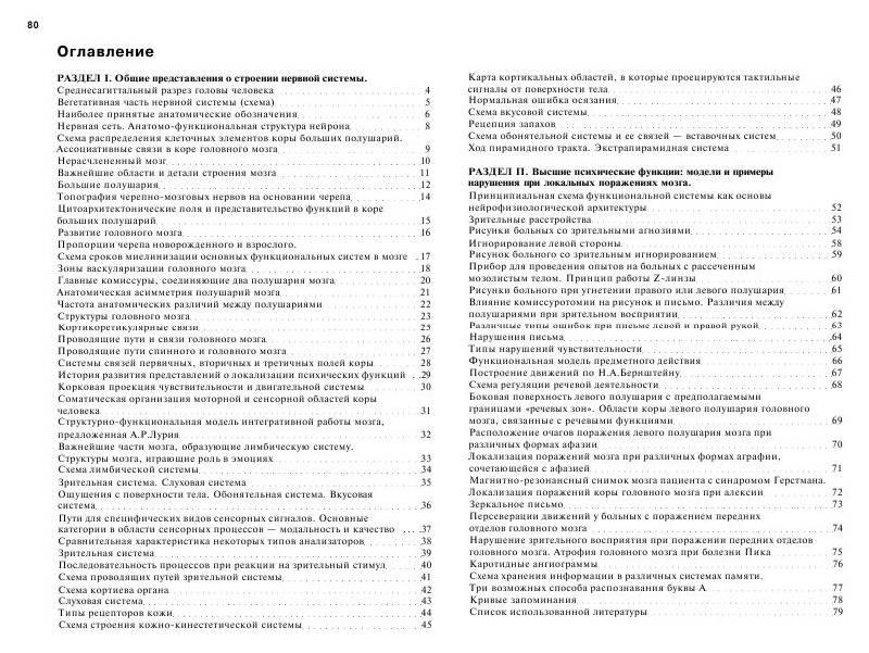 """Иллюстрация 1 из 12 для Атлас """"Нервная система человека""""   Лабиринт - книги. Источник: alexss"""