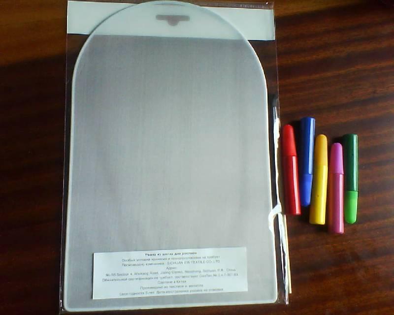 Иллюстрация 1 из 2 для Роспись по шелку. Художественное панно на рамке (32190) | Лабиринт - игрушки. Источник: Бусёк