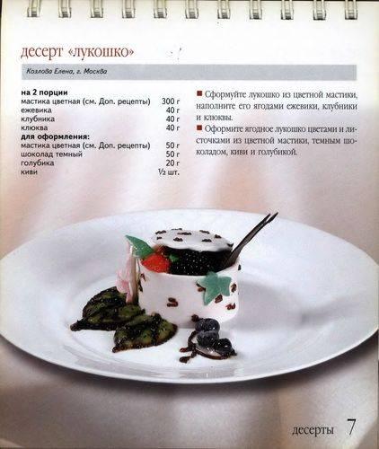 Иллюстрация 1 из 37 для Десерты лучших кондитеров | Лабиринт - книги. Источник: Бисеринка