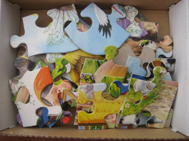 Иллюстрация 1 из 4 для Puzzle-30. MIDI. Репка (В-03044) | Лабиринт - игрушки. Источник: М-и-л-е-н-а