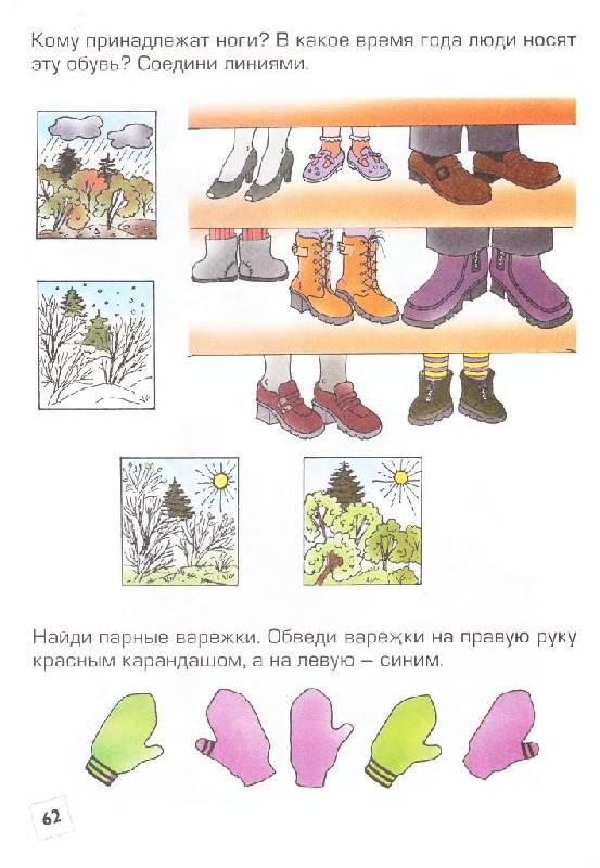 знакомство с окружающим миром что такое обувь
