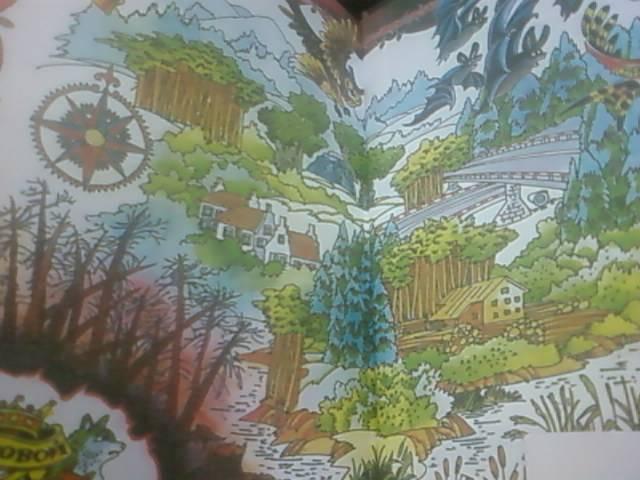 Иллюстрация 11 из 12 для Бушующая стихия - Эрин Хантер | Лабиринт - книги. Источник: lettrice