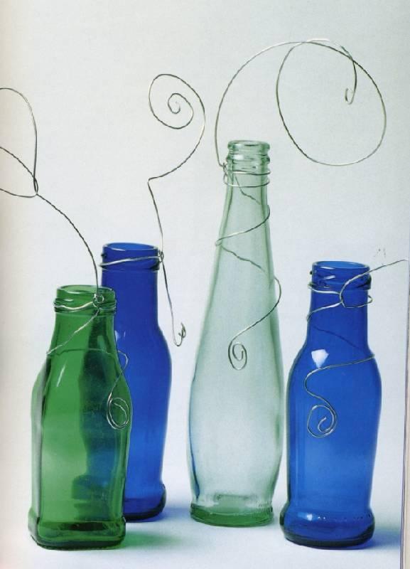 Иллюстрация 1 из 17 для Фантазии из проволоки - Вилма Беллини   Лабиринт - книги. Источник: ТТ