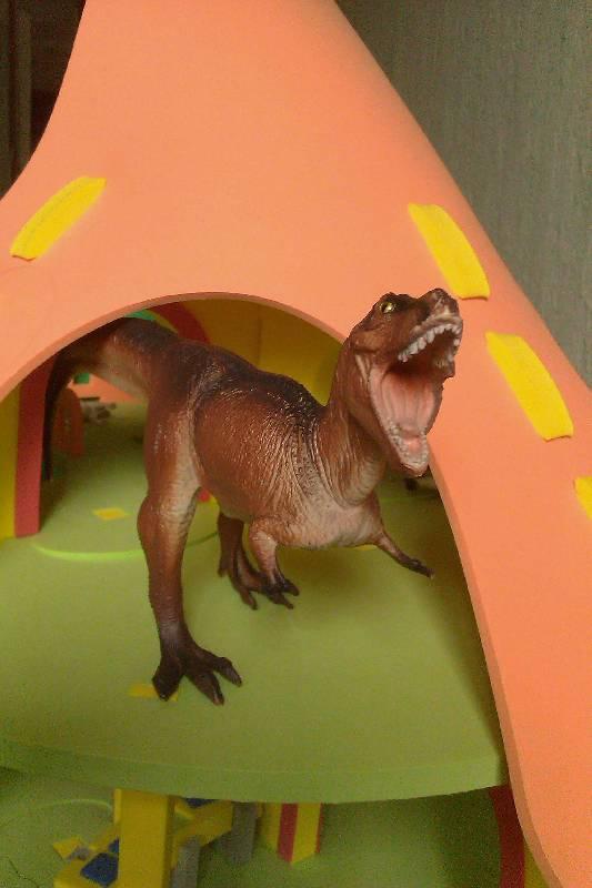 Иллюстрация 1 из 3 для Тираннозавр Рекс (403501) | Лабиринт - игрушки. Источник: sirafima