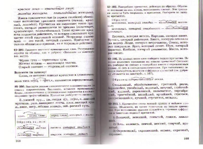 Гдз 9 Класс Русский Язык Разумовская 2004 Год Старый Учебник