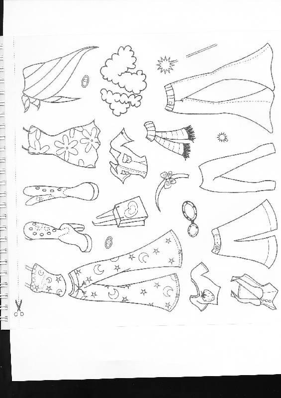 рисунки моделей карандашом: