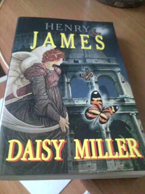 Иллюстрация 1 из 4 для Daisy Miller - Henry James | Лабиринт - книги. Источник: swallow_ann