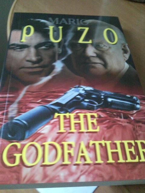 Иллюстрация 1 из 12 для The Godfather - Mario Puzo   Лабиринт - книги. Источник: swallow_ann