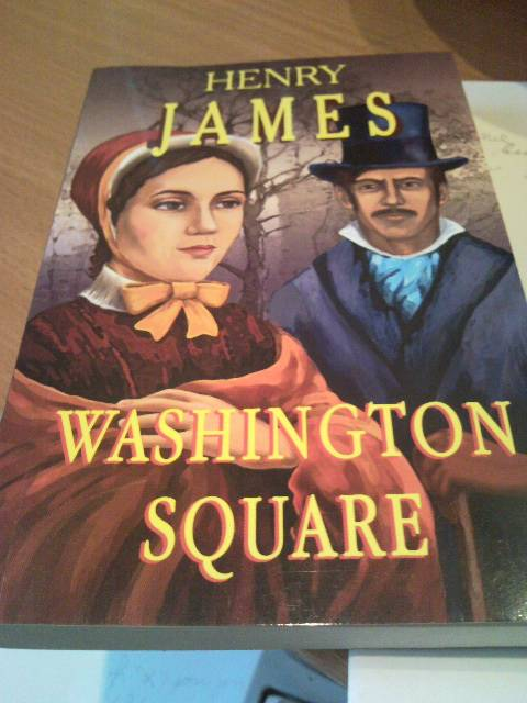 Иллюстрация 1 из 4 для Washington Square - Henry James | Лабиринт - книги. Источник: swallow_ann