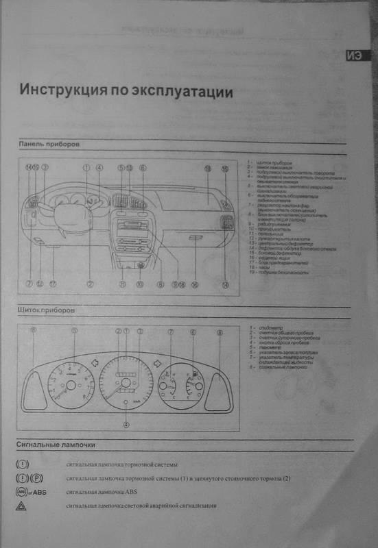 Иллюстрация 1 из 6 для Руководство по ремонту и эксплуатации Suzuki Baleno 1995-2002гг. выпуска бензин   Лабиринт - книги. Источник: Ялина