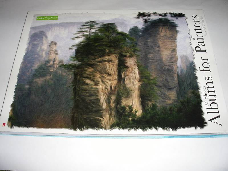 Иллюстрация 1 из 3 для Альбом для рисования 50 листов (1-50-237) | Лабиринт - канцтовы. Источник: Tiger.