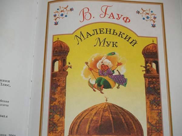 Иллюстрация 1 из 15 для Маленький Мук: Сказки | Лабиринт - книги. Источник: Cовушка