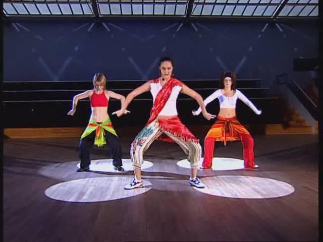 Иллюстрация 1 из 5 для Худеем танцуя: Indian Funk (DVD) - Селезнева, Елкина | Лабиринт - видео. Источник: DeadNK