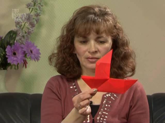 Иллюстрация 1 из 5 для Оригами. Игровые методы развития ребенка 5-6 лет (DVD) | Лабиринт - видео. Источник: DeadNK