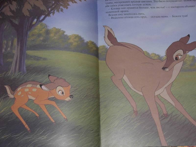 Иллюстрация 1 из 3 для Бемби | Лабиринт - книги. Источник: ---Марго----
