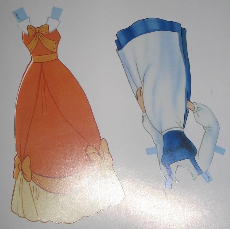 Иллюстрация 1 из 9 для Куклы с нарядами: Принцесса Белль | Лабиринт - игрушки. Источник: Читательница