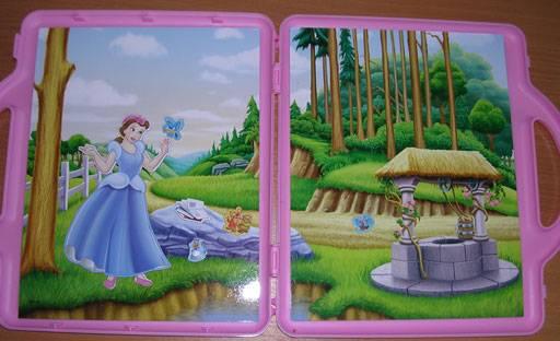 Иллюстрация 1 из 3 для Принцесса. Сказочные наряды. Чемоданчик   Лабиринт - игрушки. Источник: WhiteBird