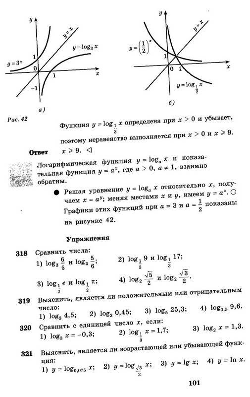 Алгебра и начала математического анализа. 10-11 классы.