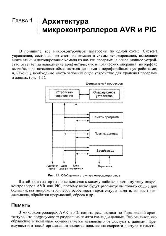 Иллюстрация 1 из 18 для Программирование на языке С для AVR и PIC микроконтроллеров (+CD) - Юрий Шпак | Лабиринт - книги. Источник: Ялина