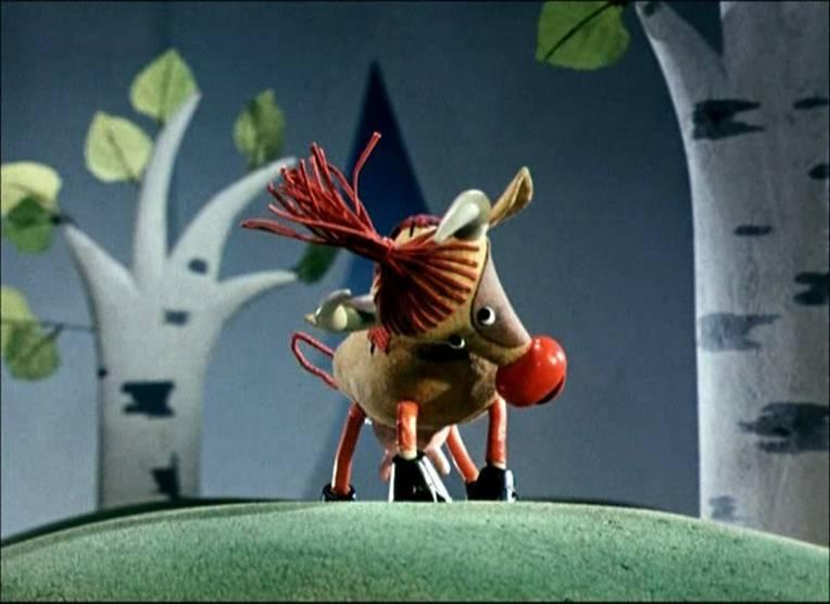 Иллюстрация 1 из 6 для Козленок, который считал до десяти. Сборник мультфильмов (DVD) - Дегтярев, Ковалевская, Гамбург, Амальрик   Лабиринт - видео. Источник: DeadNK