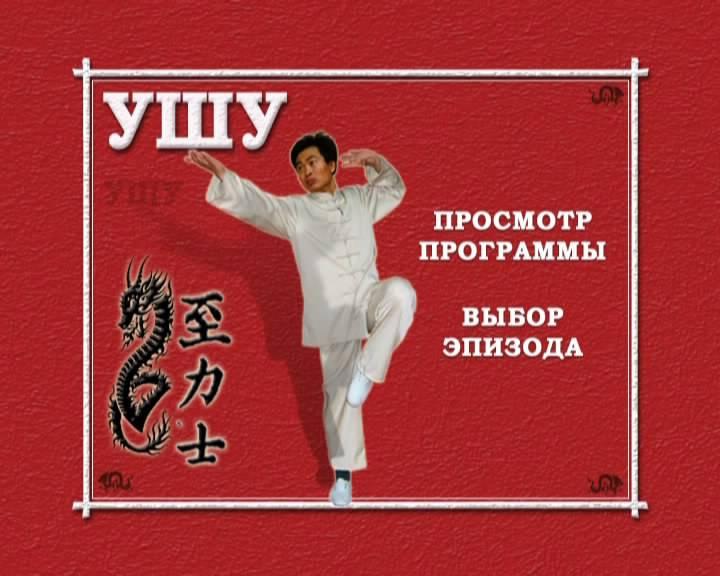 Иллюстрация 1 из 6 для Ушу (DVD) - Григорий Хвалынский | Лабиринт - видео. Источник: DeadNK