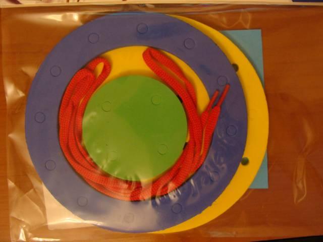 Иллюстрация 1 из 2 для Шнуровка. Чудо-пуговица (103037) | Лабиринт - игрушки. Источник: dragonspy