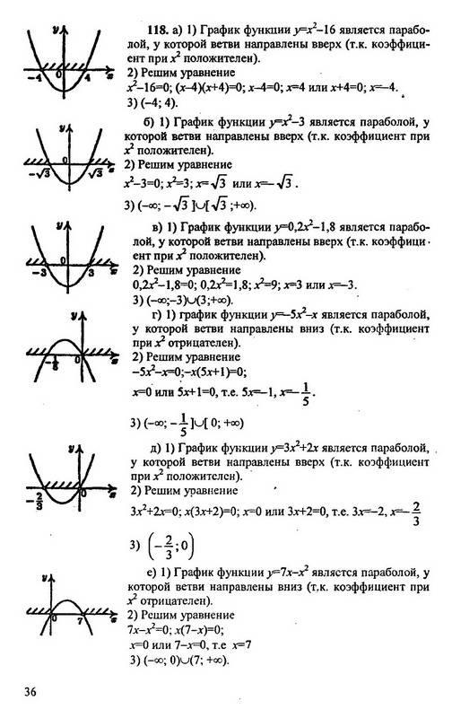 H все решебники для 9 класса