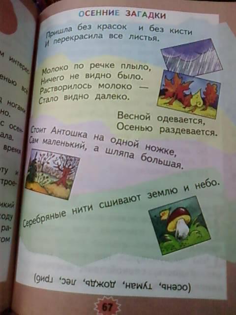 Решебник речь литературное родная класс чтение 3
