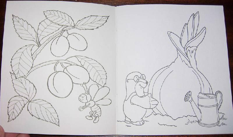 Иллюстрация 1 из 3 для Что растет на даче   Лабиринт - книги. Источник: Iwolga