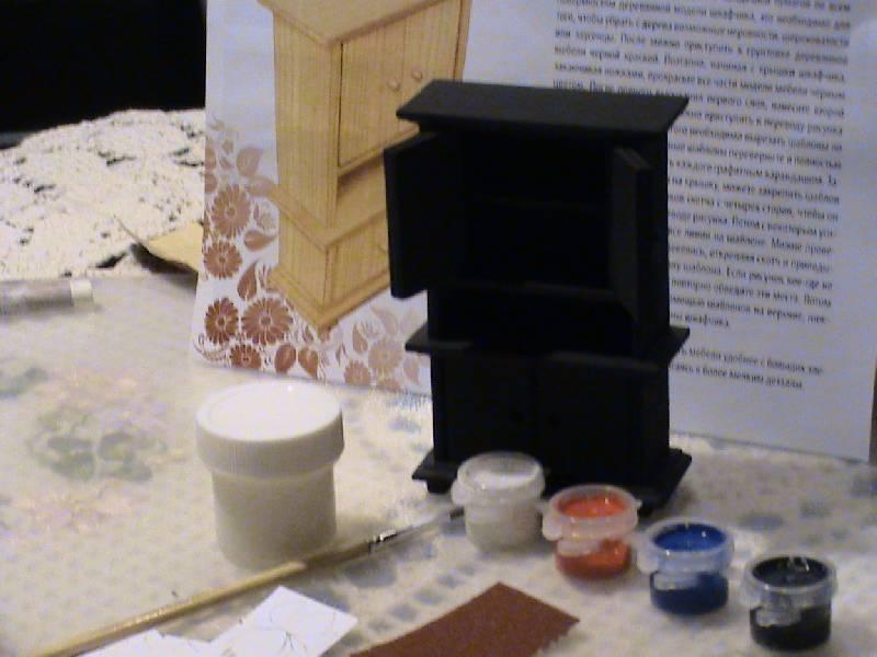 Иллюстрация 1 из 3 для Роспись лаковой миниатюры №5 (708005) | Лабиринт - игрушки. Источник: Обычная москвичка