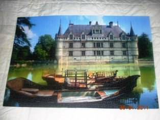 Иллюстрация 1 из 6 для Step Puzzle-1500 Франция. Азей-ле-Ридо (83037) | Лабиринт - игрушки. Источник: таранова  елизавета