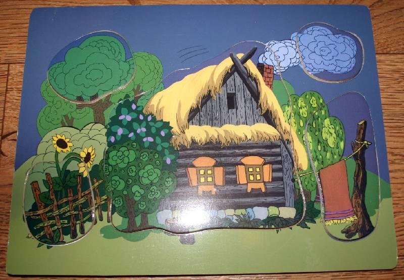 Иллюстрация 1 из 12 для Вечер в деревне | Лабиринт - игрушки. Источник: kolobus